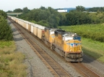 Westbound CSX E95803